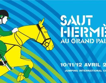 Le Grand Saut Hermès au Grand Palais