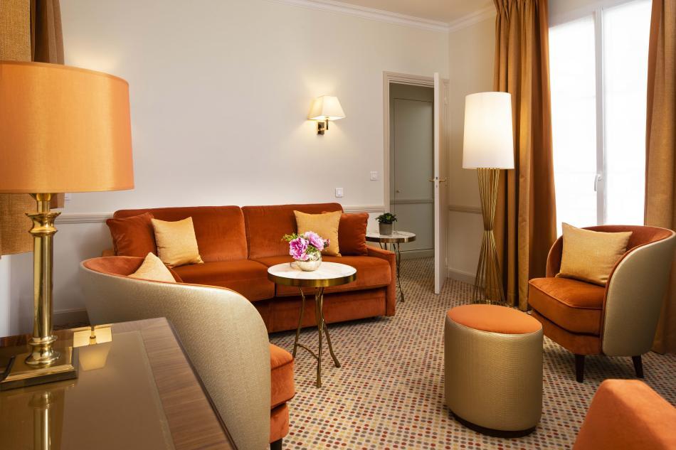Hôtel de Suède - chambre